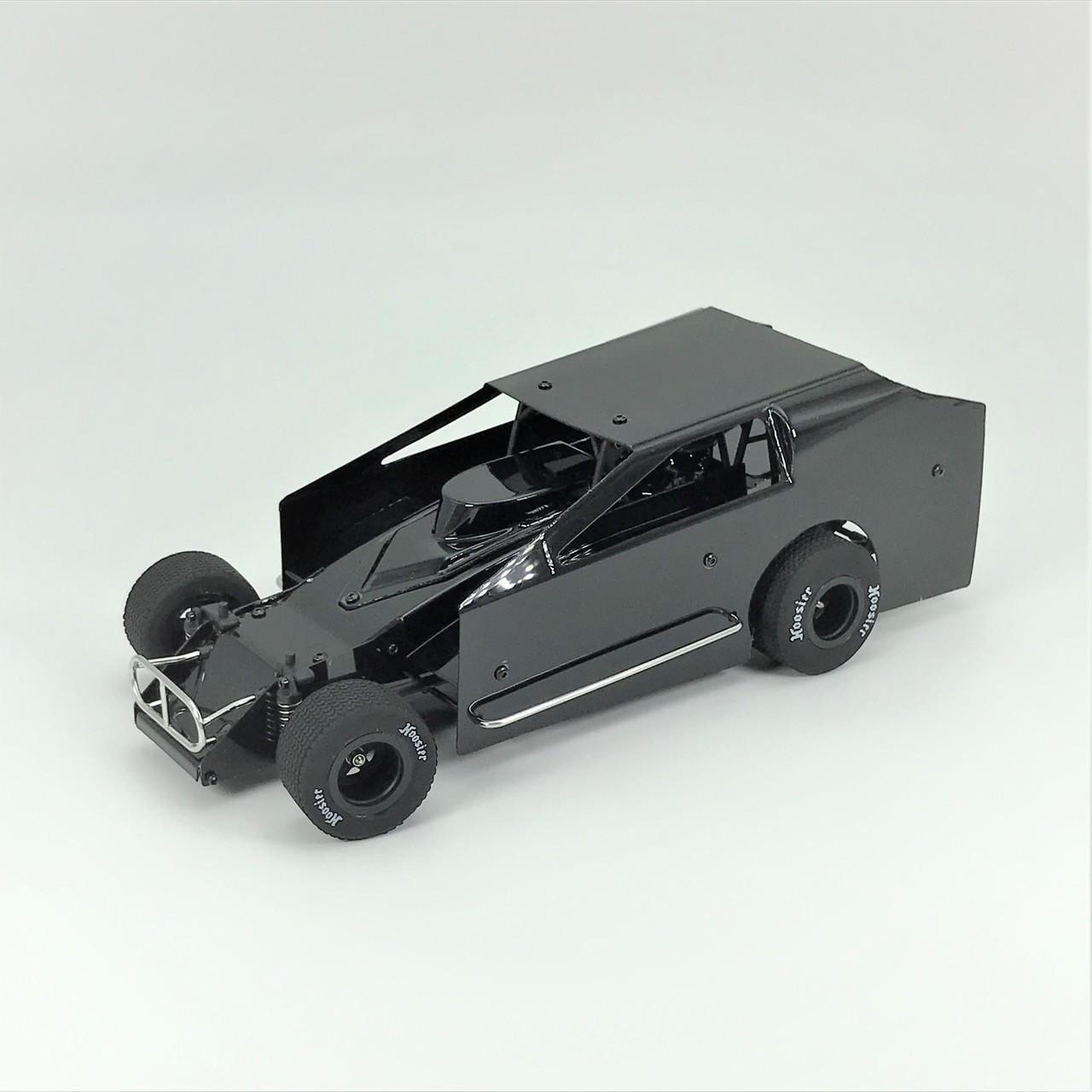 1/18 EDM 2.0, Black, RTR