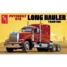 1/24 Peterbilt 378 Long Hauler Semi Tractor