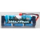WolfPack NiMH 6C 7.2V 4200mAh Deans