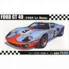 1/24 Ford GT40 68 LeMans Winner