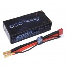 5000mAh 2S2P 7.4V 60C LiPo Shorty